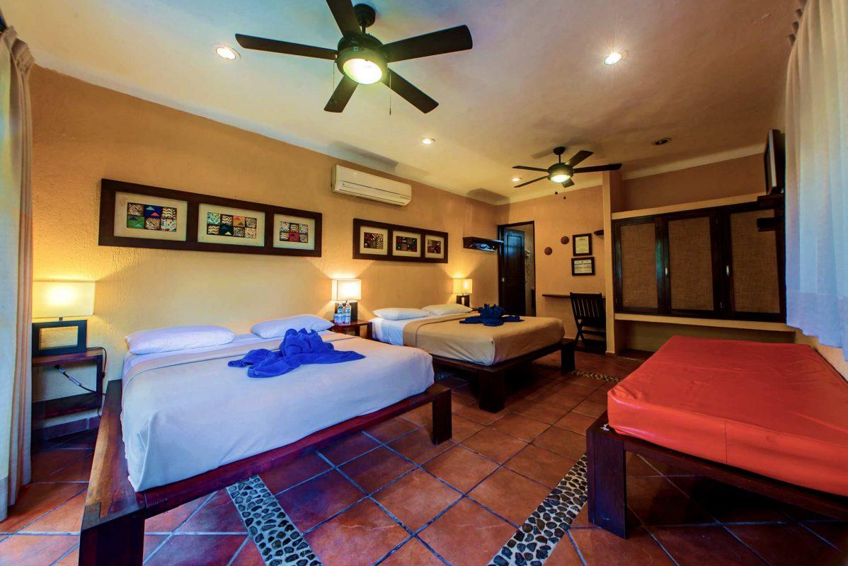 hotel en mahahual