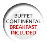 hotel mahahual breakfast included